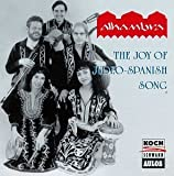 The Joy of Judeo-Spanish Song by Alhambra (1995-05-03)