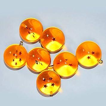 Amazon.com: FidgetGear 7PCS Dragon Ball 7 estrellas bolas de ...