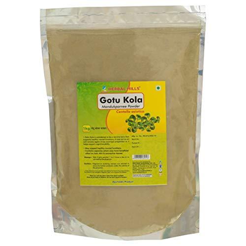 Herbal Hills Gotu Kola (Mandukparnee) Powder - 1 kg ()