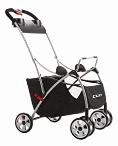 Safety 1 Clic Infant Car Seat Carrier, Black (Discontinued by Manufacturer)