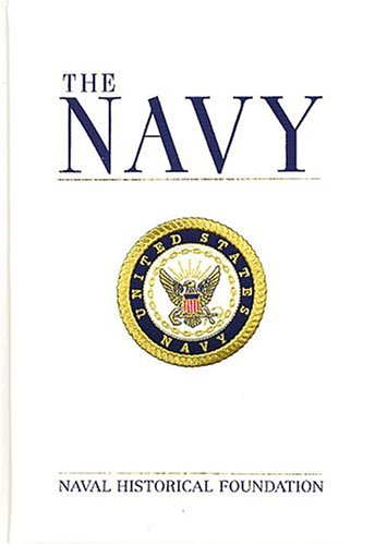 Navy Blue History Book - The Navy