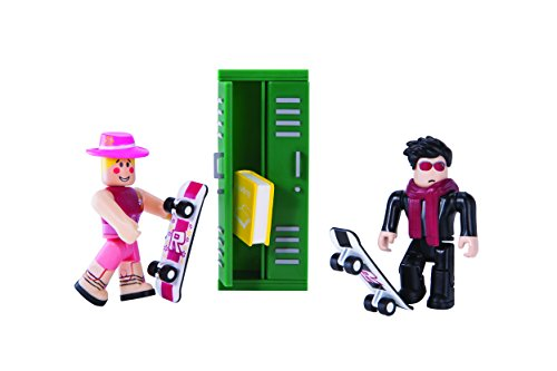 Roblox High School Playset Series 1 with Exclusive Virtual Item
