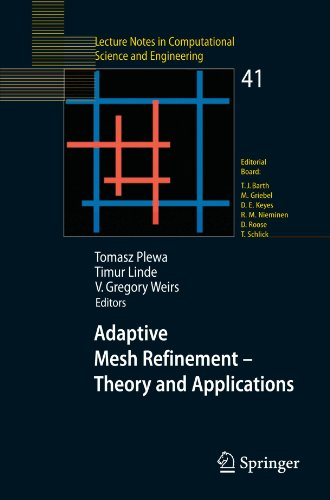Adaptive Mesh Refinement - Theory and Applications: Proceedings of the Chicago Workshop on Adaptive Mesh Refinement Meth