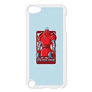 iPod Touch 5 Case White Better Faster Stronger SU4476232