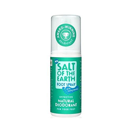 Salt Of the Earth Foot Spray Deodorant ()