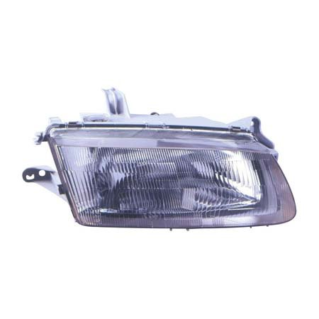 (Fits Mazda 323/Protege Sedan 1995-1996 Headlight Assembly Driver Side )