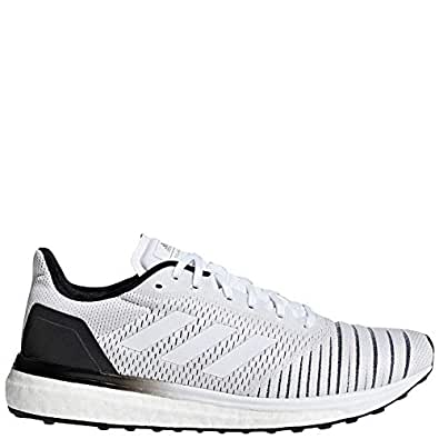 adidas Womens AC8141 Solar Drive White Size: 5