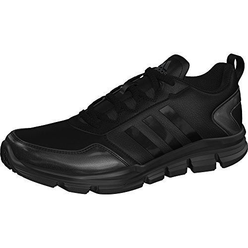 adidas Men's Speed Trainer 2 SLT Black/Black/Black 11.5 D US