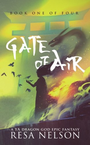 Gate of Air: A YA Dragon Gods Epic Fantasy (Frayka) (Volume 1) pdf epub