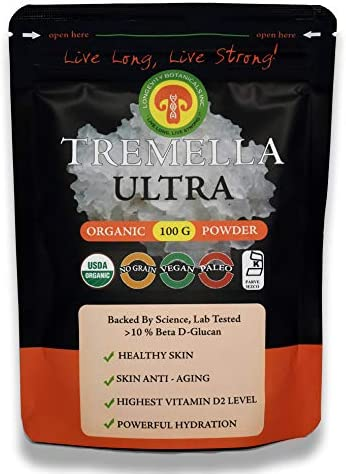 Organic Tremella Extract Powder