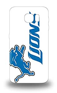 Top Quality 3D PC Case Cover For Galaxy S6 3D PC Case With Nice NFL Detroit Lions Logo Appearance ( Custom Picture iPhone 6, iPhone 6 PLUS, iPhone 5, iPhone 5S, iPhone 5C, iPhone 4, iPhone 4S,Galaxy S6,Galaxy S5,Galaxy S4,Galaxy S3,Note 3,iPad Mini-Mini 2,iPad Air )