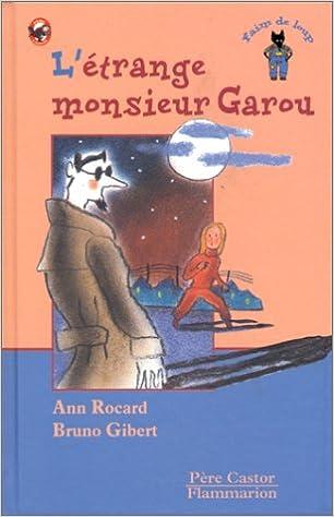 """Résultat de recherche d'images pour """"L'étrange Monsieur Garou"""""""