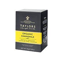 Taylors of Harrogate Organic Chamomile 20 Count