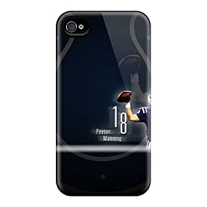 JasonPelletier Iphone 4/4s Best Hard Cell-phone Case Provide Private Custom Beautiful Indianapolis Colts Skin [onL5019dAkR]