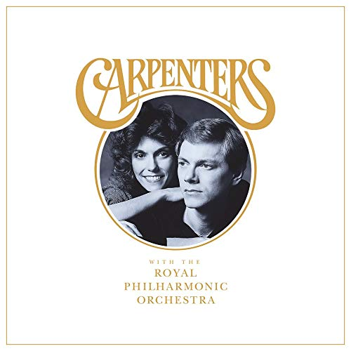 CD : The Carpenters - With The Royal Philharmonic Orchestra (japan Version) (Super-High Material CD, Japan - Import)