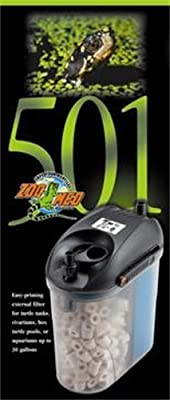 Zoo Med 501 Turtle Canister Filter by Zoo Med