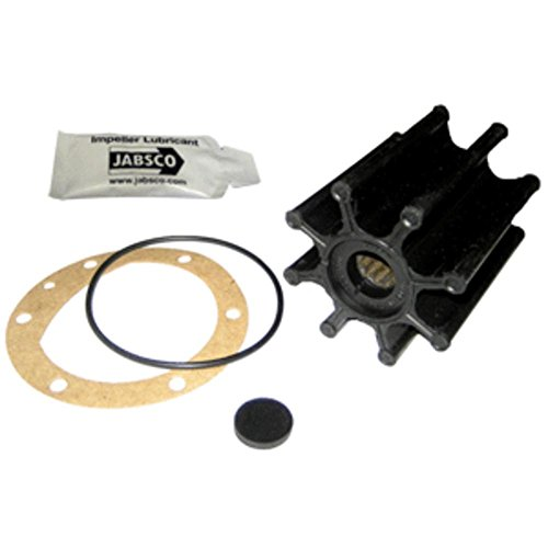 Jabsco Impeller Kit - 8 Blade - Neoprene - 2-9/16 Diameter x 3 W, 5/8 Shaft Diameter consumer electronics Electronics