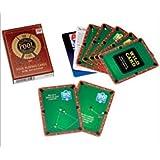 CueStix IPUPC Playing Cards - Ultimate Pool Challenge