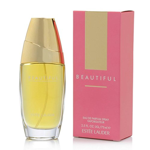 Beautiful By Estee Lauder For Women. Eau De Parfum Spray 2.5 Ounces
