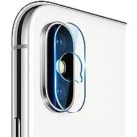 Microcase iPhone XS Kamera Camı Lens Koruyucu Tempered Glass