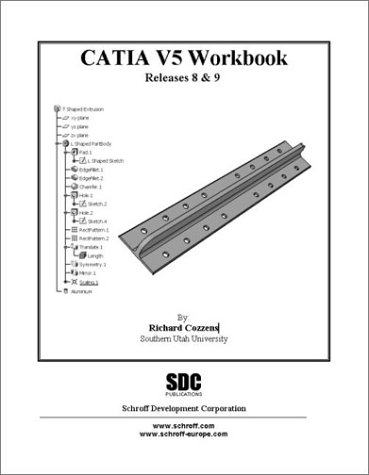 CATIA V5 Workbook, Releases 8 and 9