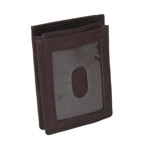 Paul Amp Taylor Mens Leather Front Pocket Credit Card Id