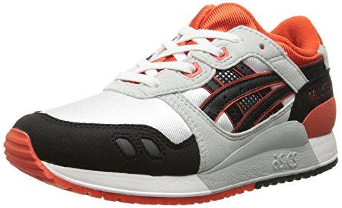 Boy's ASICS 'GEL-Lyte III' Sneaker, Size 13 M - White