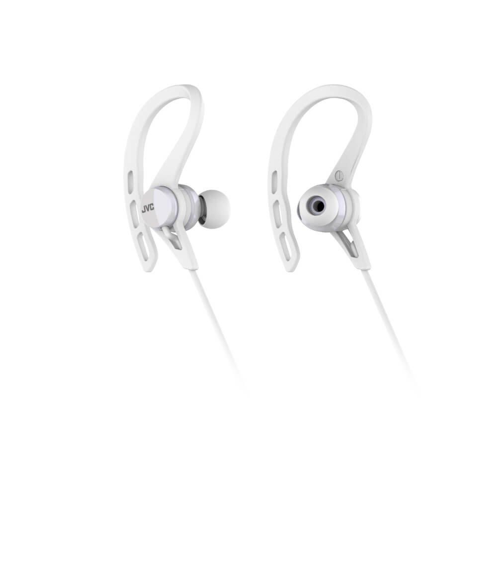 JVC HA-EC20BT Dentro de oído Binaural Inalámbrico Blanco: Jvc ...