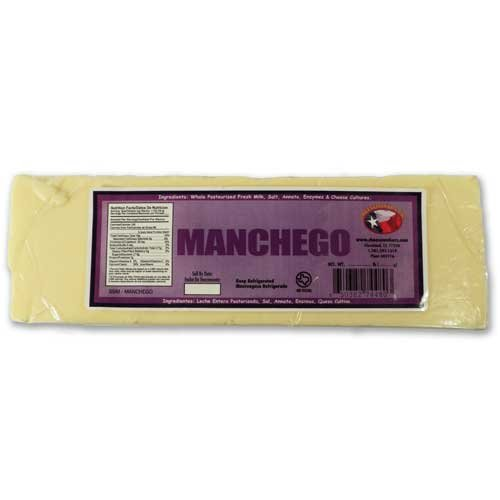 Jaimito Mexican Style Cheese Manchego Loaf, 5 Pound -- 4 per case. by Cheesemakers (Image #3)