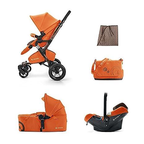 Concord M.S.Neo Air Scout - Silla y capazo, grupo 0+, color rusty orange: Amazon.es: Bebé