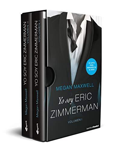 ESTUCHE_ERIC  ZIMMERMAN (La Erótica) por Megan Maxwell