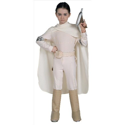 Kids Deluxe Padme Costumes (Deluxe Padme Amidala Child Costume - Large)