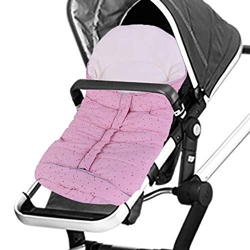 Hibabys Baby Footmuff for Stroller Winter Universal Sleeping Bags Waterproof Bunting Bag