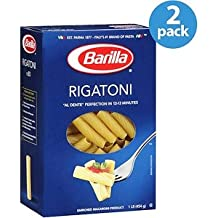 Barilla Rigatoni Pasta 16 oz. (Pack of 2)