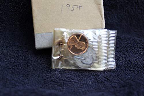 1954 Proof Set Proof - Proof 1954 Set Mint Us