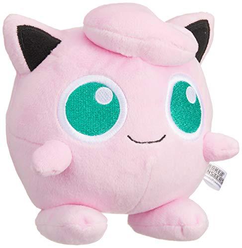 Pokémon Sanei Pokemon All Star Series Jigglypuff Stuffed Plush, 5