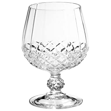 ARC Cristal D'Arques Longchamp Brandy Snifters, Set of 4