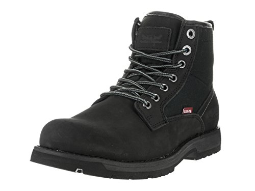 Levis Mens Logan Nubuck Boot