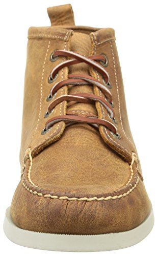 Sebago Beacon, Botas Chukka para Hombre Marrón (BROWN LEATHER)