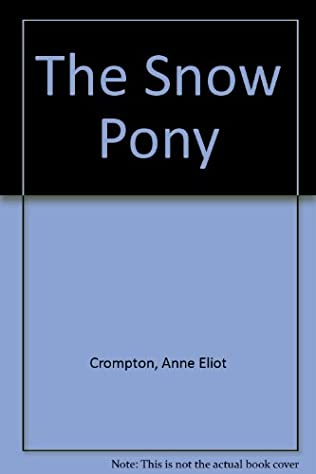 book cover of The Snow Pony