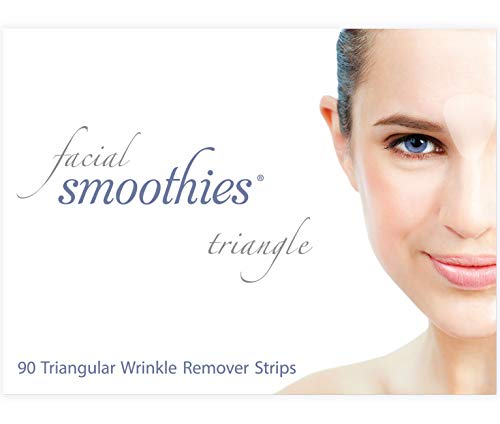 Facial Smoothies TRIANGLE Anti Wrinkle Strips/Anti-Wrinkle Patches