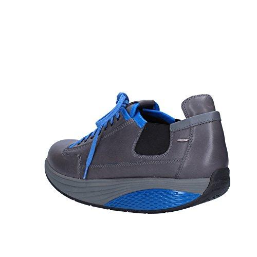 MBT Sneakers Hombre 42 EU Gris/Azul Cuero
