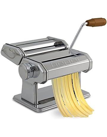 Beper 90.345 Máquina para hacer pasta Gris.