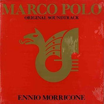 Marco Polo (soundtrack) / Vinyl record : Ennio Morricone: Amazon ...