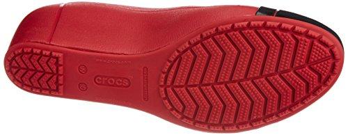 Crocs Crocs sintetico Cap cuneo sintetico Cap toe toe 1qvxzHB