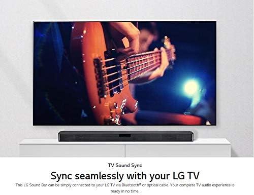 LG SN4 (DGBRLLK) 300W RMS SOUNDBAR, 2.1ch con DTS Virtual: XTM y AI Sound Pro con subgraves inalámbricos: Amazon.es: Electrónica