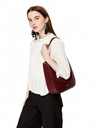 Spade Wood Lane Sana Cherry Kate Robson Leather New York Bag gwWUqd