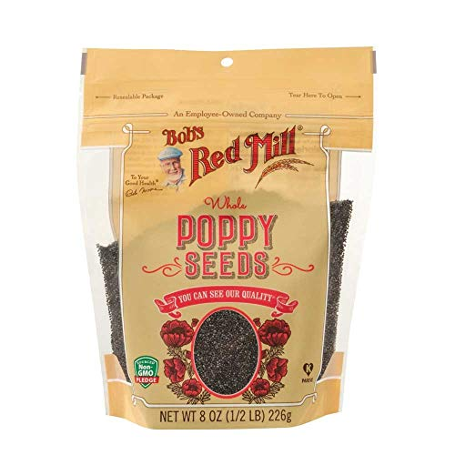(Bobs Red Mill Poppy Seeds, 8 Ounce -- 6 per case.)