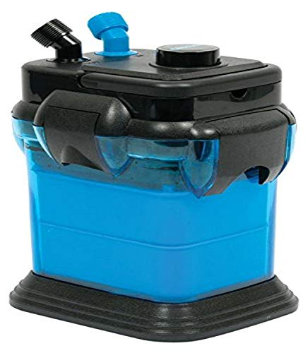 Cascade Canister Filter for Large Aquariums and Fish Tanks
