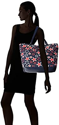 Tommy Hilfiger Th Grommet Stars Tote